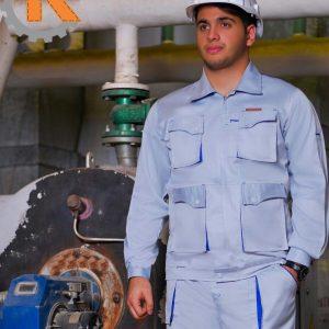 لباس کار کاترپیلار خرید اینترنتی لباس کار دیکیز لباس کار سبلان لباس کار مردانه