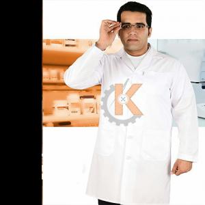روپوش پزشکی مردانه مدل کیارش KPMM001 |روپوش پزشکی مردانه سایز بزرگ روپوش اتاق عمل مردانه روپوش پزشکی بصیرت روپوش پزشکی گلدار روپوش پزشکی کیمیا